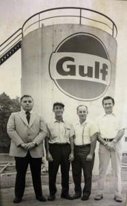 Gulf Oil Photo
